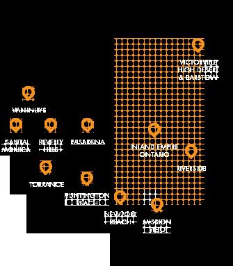 Provinziano Locations