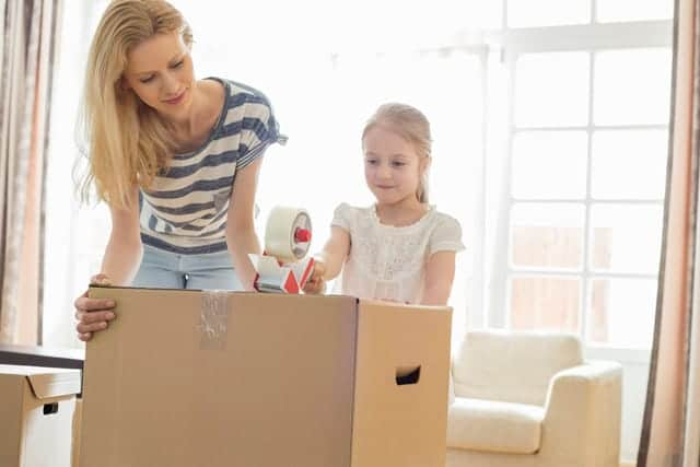 Can a Parent With Full Custody Move Away?